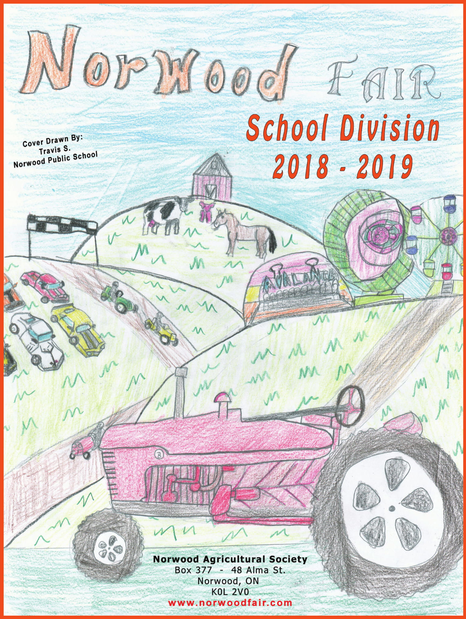 2018 School Fair- cover-JPG